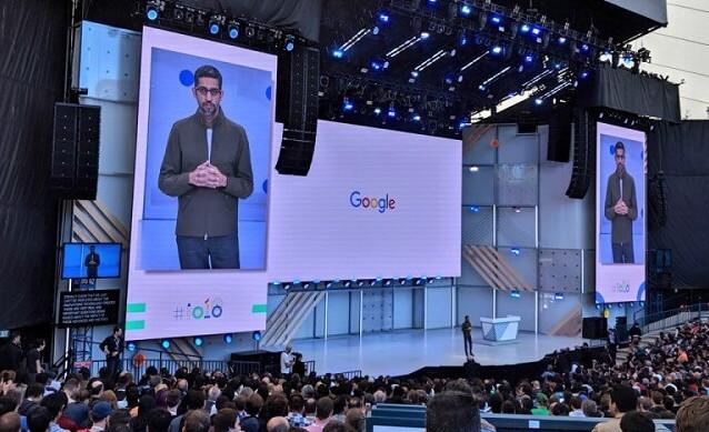 متابعة اليوم الأول لـ مؤتمر جوجل واهم ما جاء فية  Google I/O 2018