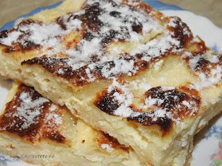 Placinta cu branza sarata de oaie reteta dobrogeana de casa traditionala retete culinare de patiserie pentru Anul Nou sau Lasata seacului,