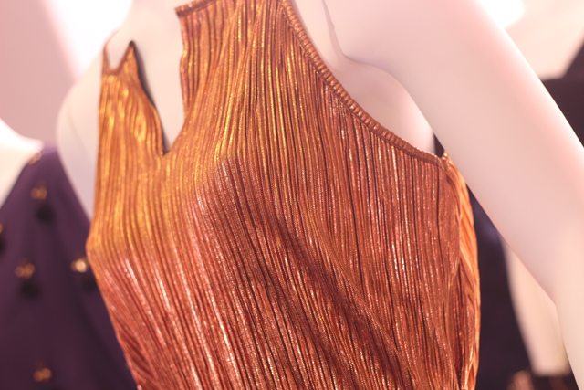 metallic fashion trend 2016