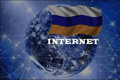 Rusia Berhasil Membuat Jaringan Internetnya Sendiri