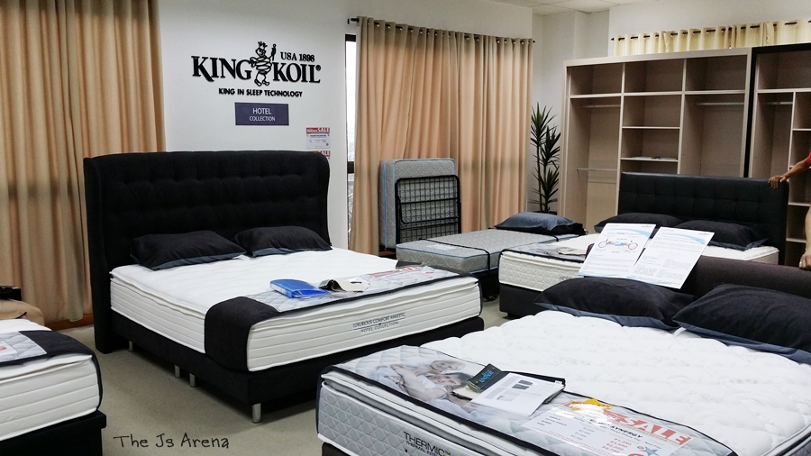 King Koil Mattresses And Bed Frames I Saw Some That Are Heavily Ed