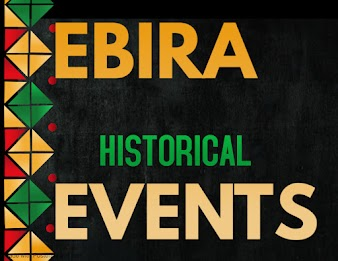 Top 73 Historical Events In EbiraLand With Dates.