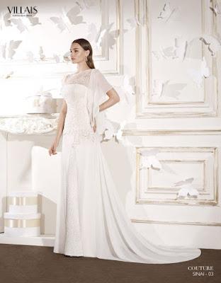 opciones de Vestidos de Novia Sencillos y Elegantes