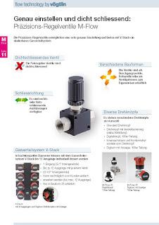 Vertrieb für günstige und hochwertige Durchflussmesser und Schwebekörper-Durchflussmesser