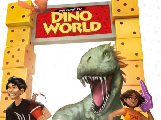 Welcome to Dinowrorld Review