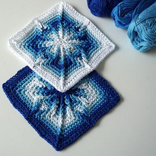 Arietis Square - Free Pattern