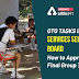 GTO Tasks in Services Selection Board: How to Approch Final Group Task