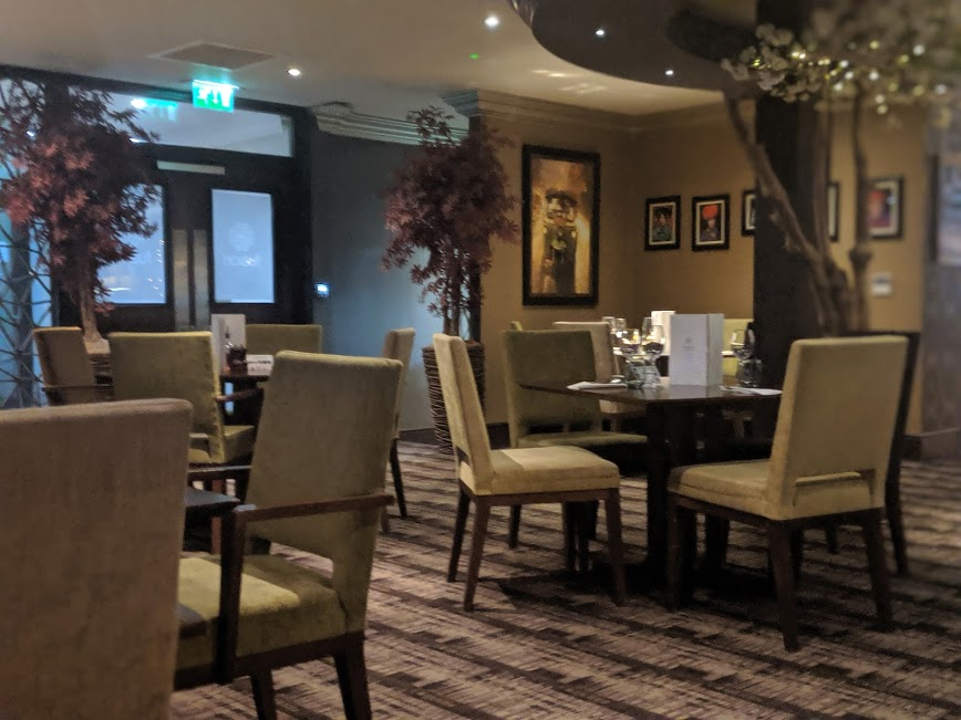 13 Reasons Why Ramside Spa is the Best North East Spa - fusion restaurant