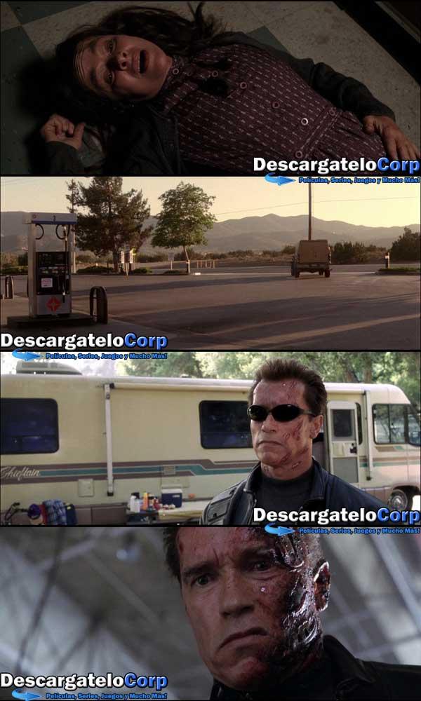 Descargar Terminator 3 La rebelion de las Maquinas HD 1080p Latino