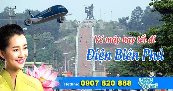 Vé máy bay tết 2017 đi Điện Biên Phủ