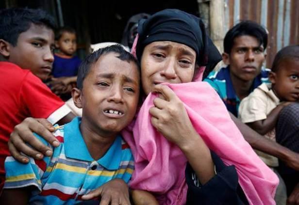 Etnik Rohingya
