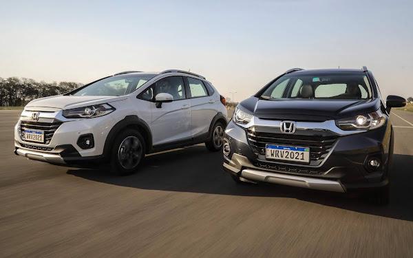 Honda suspende produção no Brasil a partir do dia 30 de março - COVID