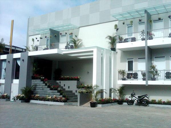 Villa Diamond, Bandung