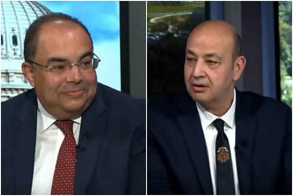 عمرو اديب و د محمود محيى الدين الحكاية حلقة 3/2/2020 ج3