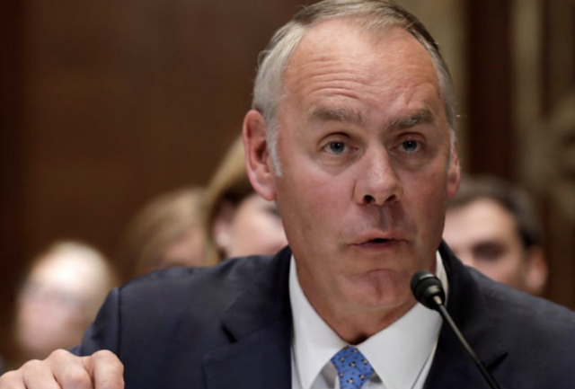 ENVIROS ALREADY START THEIR CAMPAIGN TO DERAIL ZINKE'S LIKELY REPLACEMENT