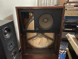 Yamaha Ns-30 Vintage speaker -rare (Used) IMG-20210415-WA0018