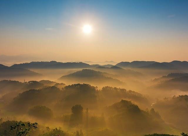 The border land of Lang Son with enchanting beauty equally Dalat