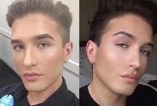 Awalnya Ia Diledek Bosnya Karena Pakai Makeup Ke Kantor, Saat Makeupnya Dihapus Ternyata!