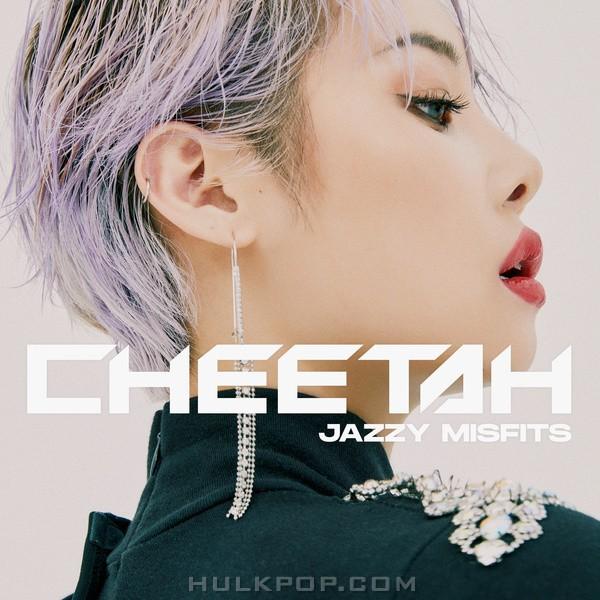 CHEETAH – Jazzy Misfits – EP