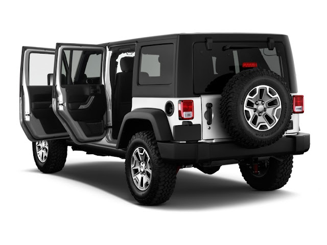 4 Door Jeep Wrangler