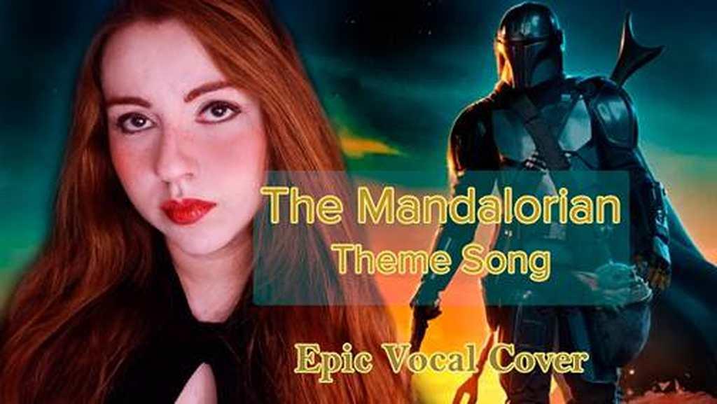 O universo de Star Wars e as suas histórias sempre inspiram aqueles que o buscam. Na música, foi a série The Mandalorian (Disney+) que inspirou Aline Happ, vocalista do Lyria, a criar.