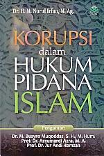 BUKU KORUPSI DALAM HUKUM PIDANA ISLAM