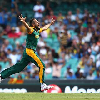 Imran Tahir 4-26 - South Africa vs Sri Lanka Highlights - 1st Quarter-Final Match - ICC Cricket World Cup 2015