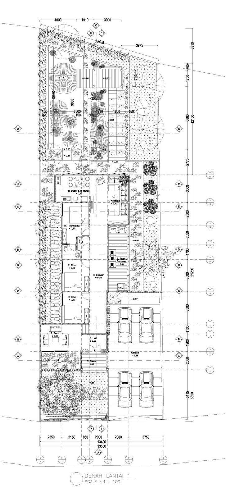Image Result For Desain Partisi Ruang
