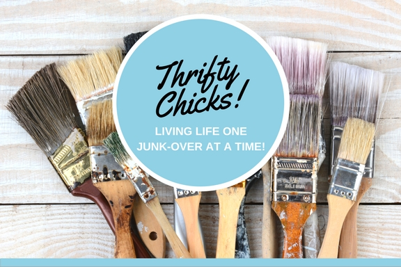 Thrifty Chicks Challenge projects