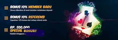 BERMAIN GAME CASINO ONLINE INDONESIA TERBESAR TERPERCAYA BONUS DEPOSIT PERTAMA