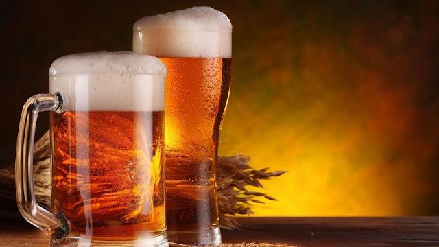 3 cách giúp làn da trắng sáng ngay tại nhà với bia