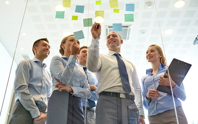 what is the main purpose of team building business employees
