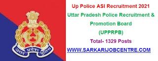 UP Police SI ASI Clerk / Accountant Vacancy 2021 Apply Online