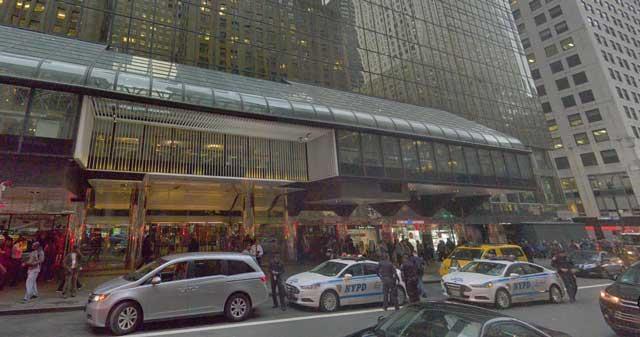 The Grand Hyatt Hotel, NYC, randommusings.filminspector.com