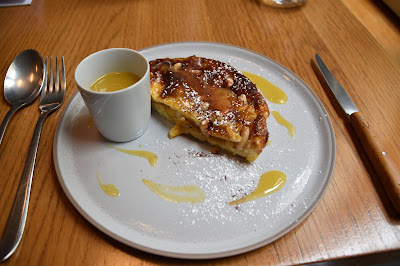 Dessert restaurant Pianovins (11 -ème), blog Délices à Paris.