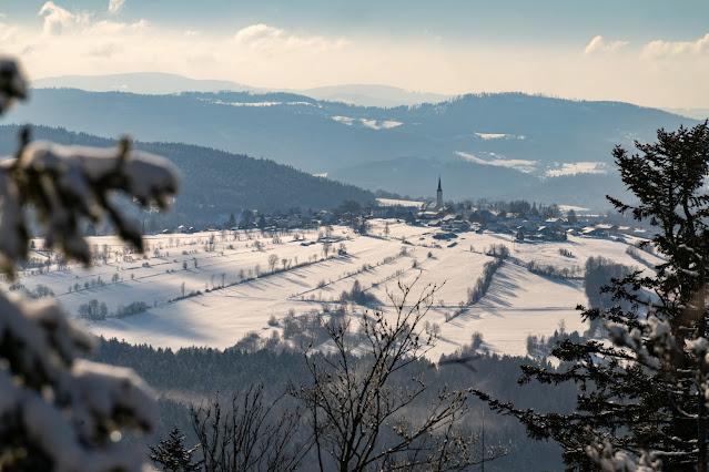 Rundweg Felswandergebiet  Wandern im Nationalpark Bayerischer Wald 15