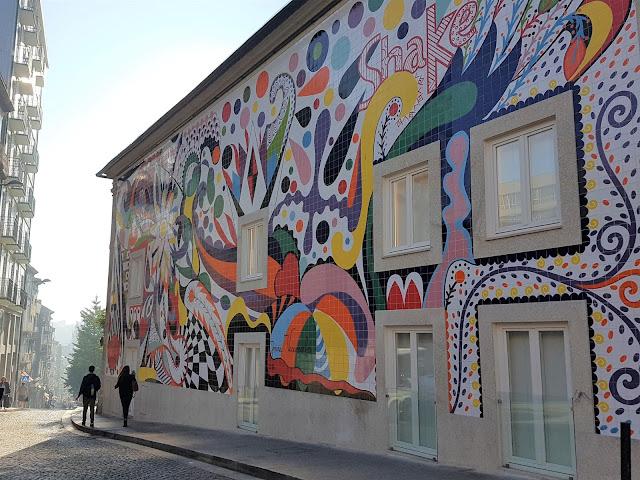 street art i Porto