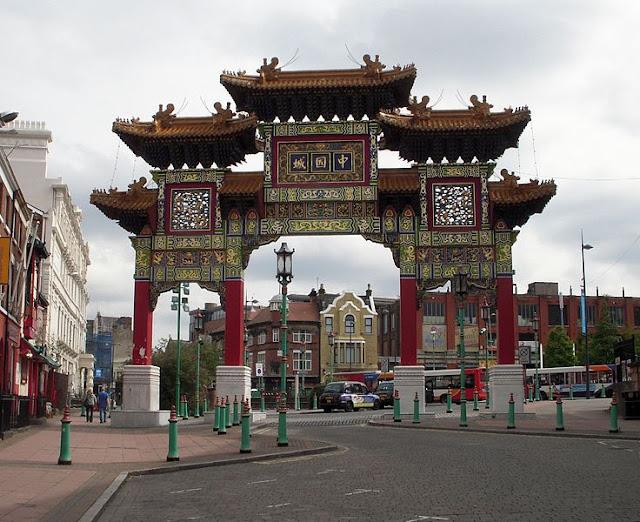 Что посмотреть в Ливерпуле бесплатно: Чайнатаун