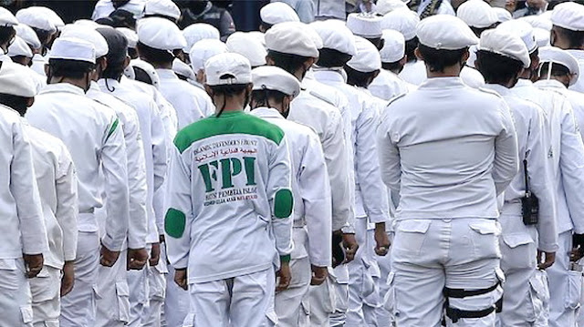 Pemerintah Tetapkan FPI Organisasi Terlarang, Semua Atribut dan Simbol Tak Boleh Lagi Beredar