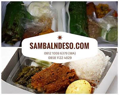 harga Catering Nasi Box Enak Bintaro