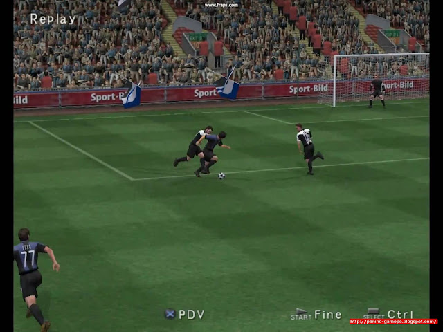 Pro Evolution Soccer 2003 Full Version (For PC) Free Download
