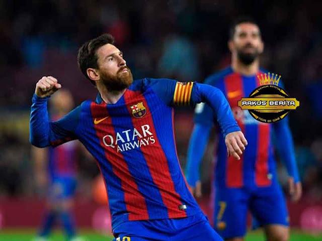 Messi Pemain Bergaji Tinggi, Ronaldo Nomor Empat