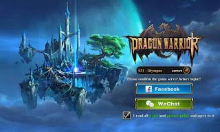 Dragon Warrior - WeChat Game v1.15.0.0 Apk