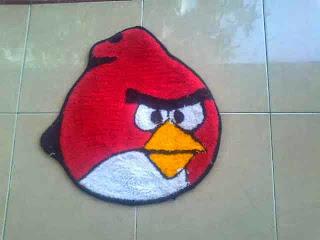 JUAL KESET KARAKTER ANGRY BIRD | 08135.7389.509