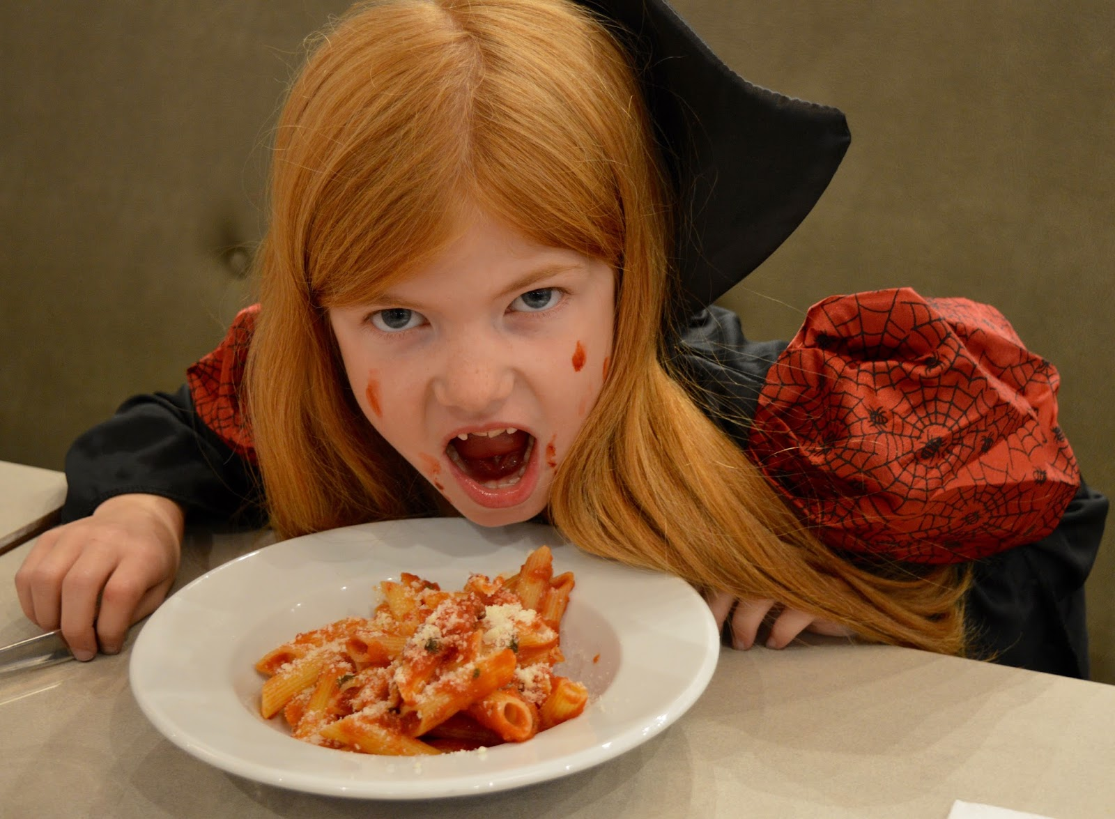 Carluccio's - intu Metrocentre | Children's Menu Review - children's pasta