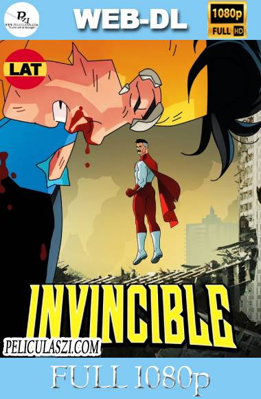 Invincible (2021) Full HD Temporada 1 AMZN WEB-DL 1080p Dual-Latino