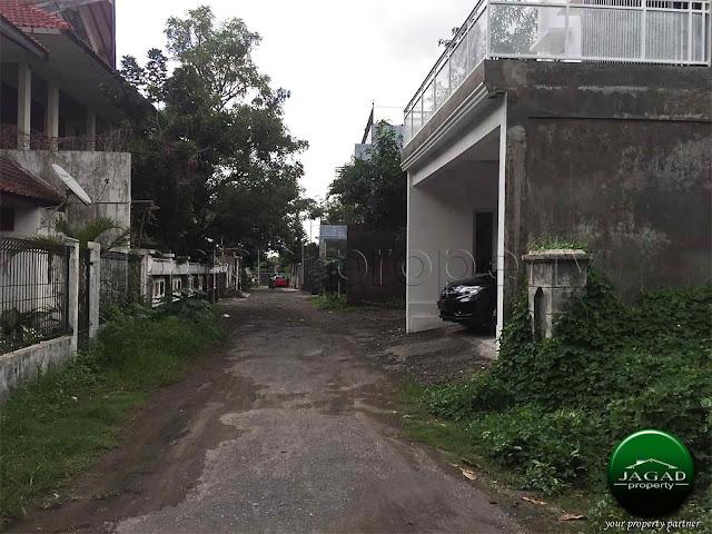 Tanah di Bener dekat Tugu dan Malioboro
