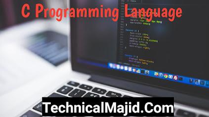 C Programming Language क्या होती है Inctroducation of C Programming Language