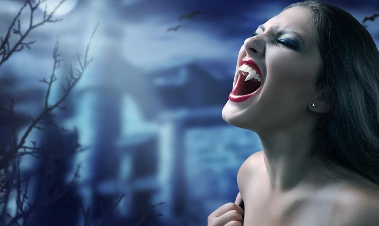 Geger Kemunculan Vampir Pengisap Darah di Afrika