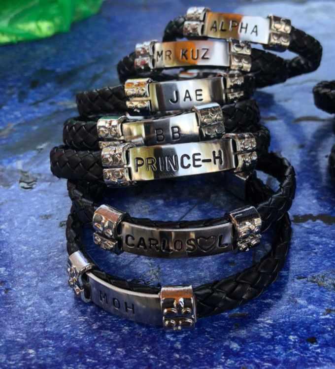 Beautiful Custom Bracelet Singles  | TNSPARKLE010